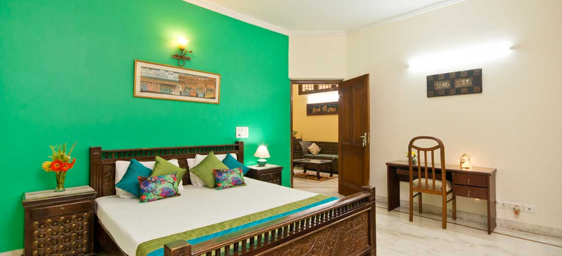 The Serviced Apartment Rooms