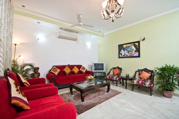 Best Serviced Apartment at New Delhi